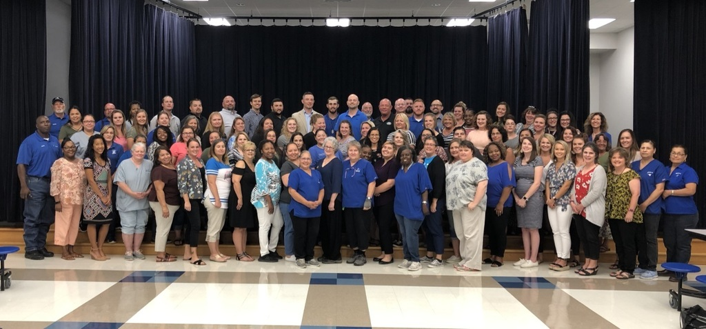 Snook ISD Staff photo