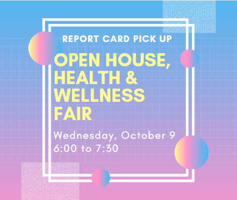 Open House Wednesday OCT 9th Come on out and get to know several health and wellness agencies around the area! Flu shots will also be available (medicaid/medicare covered with card; $30.00 otherwise).