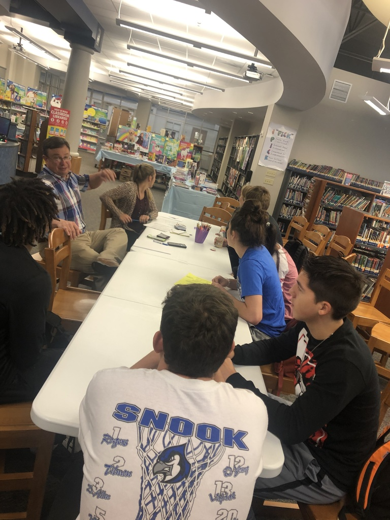 Today Seniors learned about being an adult. They changed tires, learned CPR, talked about credit score, banking accounts, and proper etiquette when dealing with law enforcement.  Thank you Citizens State Bank, Randy See  Judge Orsak, Officer Kerr, Dustin Adams and Bridget Engram for taking time out of your day to prepare our students for adulthood. 7