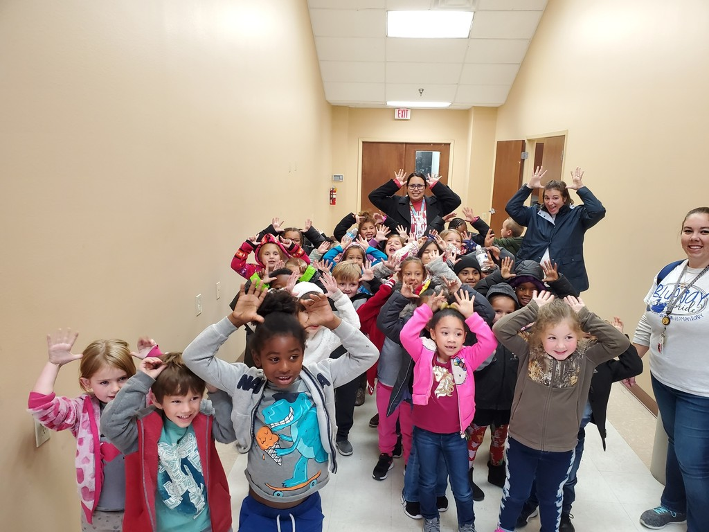 Pictures from Elementary field trip 12-10
