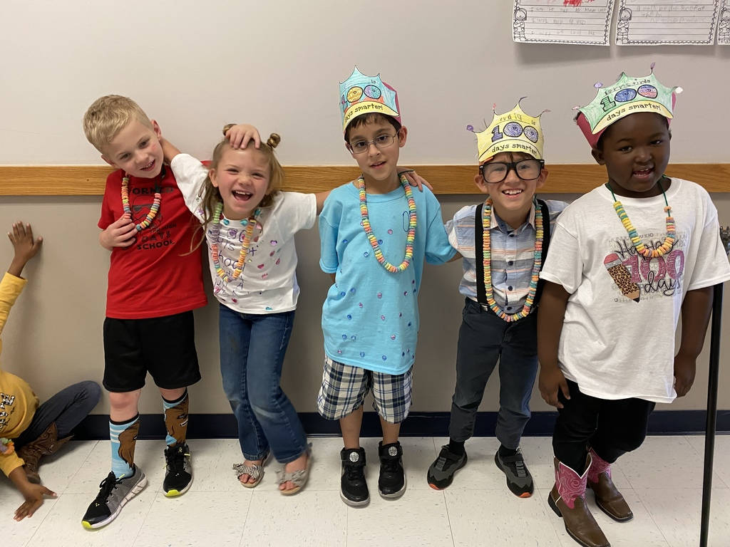 100 days of Adventure with First Grade