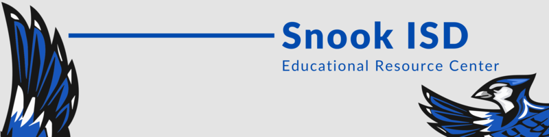 Snook ISD Education Resource Center